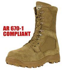 بسطار عسكري جاكسون كوندور بني - بسطار - العملاق العسكري Combat Boots, Army, Shoes, Fashion, Moda, Combat Boot, Zapatos, Military, Shoes Outlet