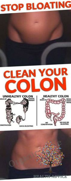 This Mixture Will Clean Your Colon Of Toxic Waste
