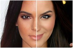 KENDALL JENNER Inspired Makeup Tutorial ♡ Everyday Bronze Look