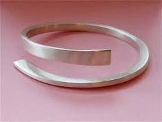 Image result for silver forged jewelry