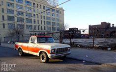 Brooklyn, NY, 1978 Ford F150 Ranger Longbed