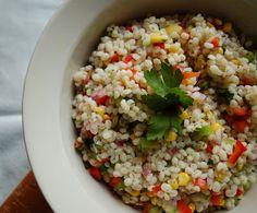 The Spice Garden: Cold Barley Salad