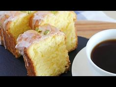 How to Make Delicious Lemon Pound Cakes / Easy Recipes – Mommy Oven Pound Cake Recipes, Easy Cake Recipes, Food Cakes, Cupcake Cakes, Cinnamon Cookies, Loaf Cake, Lemon Desserts, Sweet Treats, Easy Meals