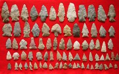 There are those who consider arrowheads to be like works of art. No matter what age, what country or geographical region, for the most part all arrowheads seem to have their own elegance. http://bit.ly/RpxKUe