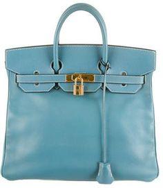 Hermès ~ Courchevel Birkin 32