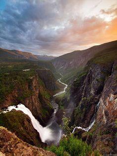 Eidfjord, Norway.