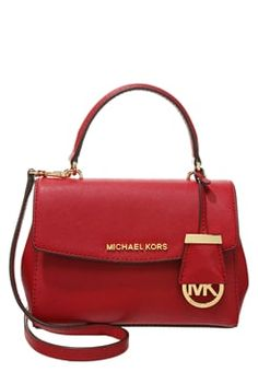 MICHAEL Michael Kors AVA - Handbag - cherry £130.00 #BestPrice #prett #topDesigner
