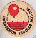 750 year Harderwijk
