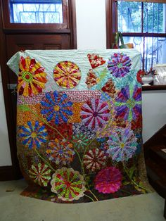 Garden Party from Making Quilts