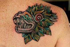 Quetzalcoatl Tattoo                                                                                                                                                                                 More
