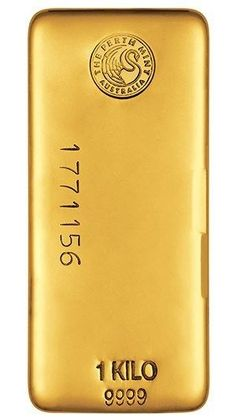 Perth Mint Gold Bullion Bar --How does up to Off your Next Vacation sound to you?--Click the photo for more information Gold Bullion Bars, Bullion Coins, Silver Bullion, Gold And Silver Coins, Silver Bars, Perth, Gold Money, Mint Gold, Precious Metals