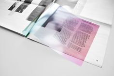 Publication on Behance
