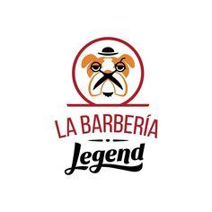 The process of a barbershop logo design 2 Logo, Barbershop, Logo Design, Branding, Instagram, Design Process, Barber Shop, Barber Salon, Brand Identity