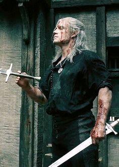 the witcher geralt & the witcher . the witcher henry cavill . the witcher memes . the witcher wallpapers . the witcher geralt . the witcher funny . the witcher yennefer . the witcher fanart The Witcher Series, The Witcher Books, The Vampire Diaries, Henry Cavill, Live Action, The Witchers, Witcher Wallpaper, The Witcher Geralt, Yennefer Of Vengerberg
