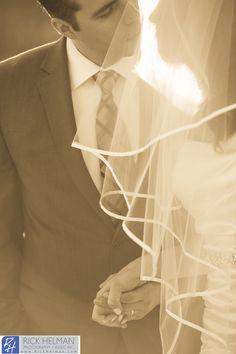 www.rickhelmanphoto.com  Bride and groom portrait photo, New York