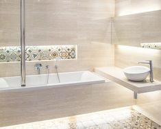 Corner Bathtub, Bathroom, Architecture, Interior, Design, Home Decor, Inspiration, Washroom, Arquitetura