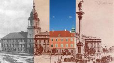 Trzy epoki, jeden budynek.
