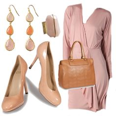 summer pinks & peaches.
