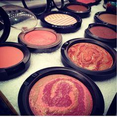 Mac pretty cheek colours <3 #mac #makeup #cliphair