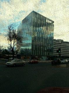 My city Santiago