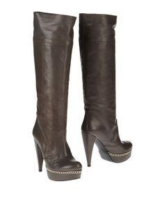 Bruno magli Damen - Schuhe - Stiefel mit absatz Bruno magli auf YOOX