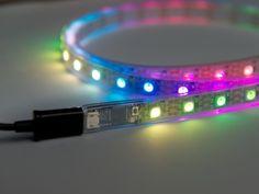 BlinkyTape: The LED Strip Reinvented by Matt Mets — Kickstarter