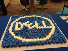A day at the office - with Dell cupcakes.