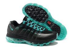 on sale dcb27 bc0ad Now Buy Mens Nike Green Black Air Max Save Up From Outlet Store at  Curryshoes.