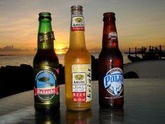 Beer in Aruba