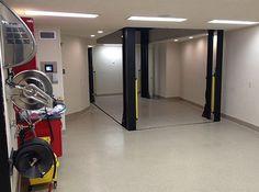 Garage Door High Lift Conversion To Fit A Inside Car Lift