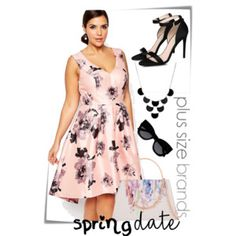 Plus Size Spring Date