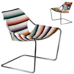 Paulistano Chair - Missoni Limited Edition