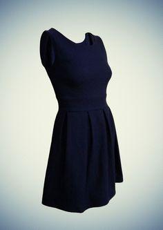 Γυναικείο φόρεμα Anel Fashion για το φθινόπωρο και το χειμώνα του 2014 - 2015! Αγοράστε τώρα online από το e-shop www.anel-fashion.gr ! Black, Dresses, Fashion, Vestidos, Moda, Black People, Fashion Styles, The Dress, Fasion