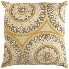 Oversize Suzani Pillow - $50 - pier one...I bought one and now they are out!!  I need another!