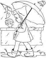 rain  (lovely and free for quilting or redwork, and of course coloring book pages!)