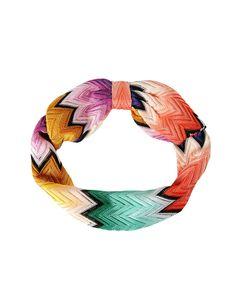Kopfband Für Sie - Kopfbander Für Sie auf Missoni Online Store