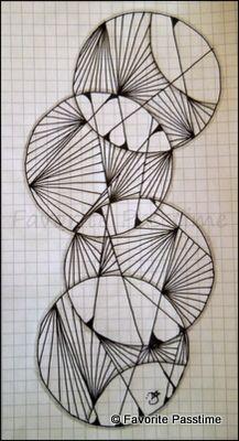 Line Circle-box Overlay