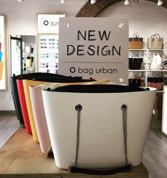 O bag urban O Bag, Burberry, Clock, Purses, My Style, Ideas, Design, Beach Bags, Patterns