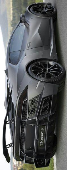 2016 MANSORY TOROFEO Lamborghini Huracan #LamborghiniHuracan