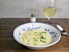 Spargelcremesuppe   Spargelcremesuppe   Kochleben Chef Recipes, Cooking