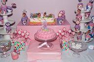 Dora Party Table #dora #party