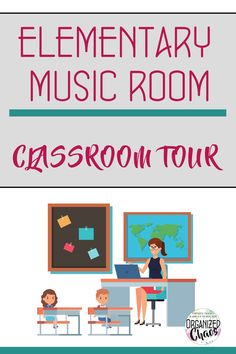 Time for an elementary music teacher's classroom tour! I've made a few upgrades that I'm excited about for this school year. Check out the video to see the whole room! Middle School Music, Middle School Classroom, Classroom Setup, Music Classroom, Classroom Management Tips, Behavior Management, Elementary Choir, New Teachers, Teaching Music