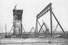 Bnr. 446 (1913) 'St. Petersburg' 150 ton eigen aandrijving foto: Collectie Markus Leckscheid
