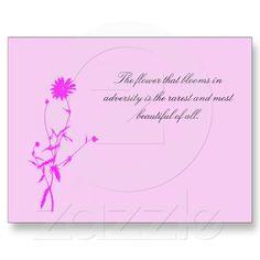 Pink Lush Postcard