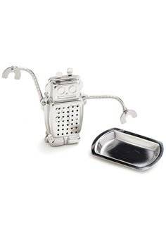 Armed With Technology Tea Infuser - ModCloth.com