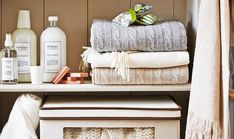 Simple Organizing Ideas—That Last—for Your Linens