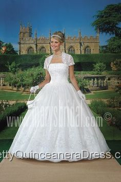 Sweet 16 Long Dresses with Sleeves | ... dress in 20-25 days.( $ ...