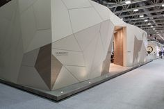 Margres stand at Cersaie 2013, Bologna, Italy