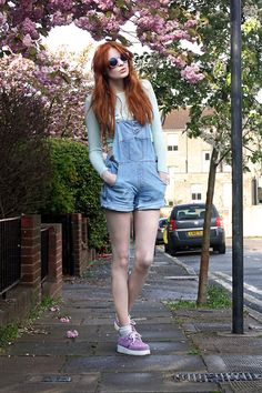 is it bad that i'm kind of wanting some short overalls like these?...