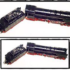 MARKLIN  HR 800 Locomotive con Tender versione 3 1951 Scatola Originale | eBay